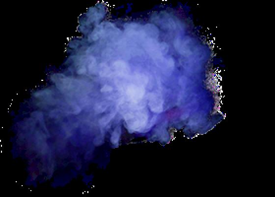 smoke-blue