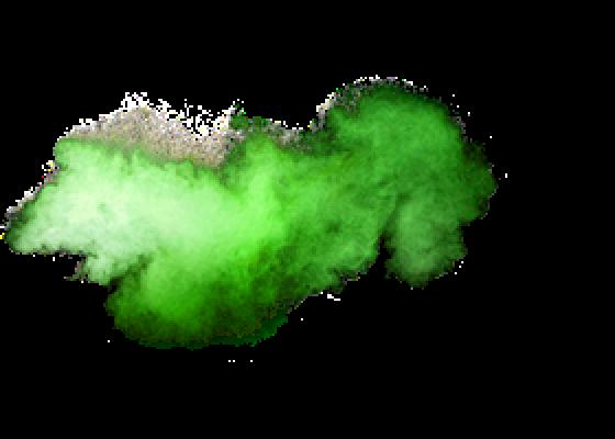 smoke-green