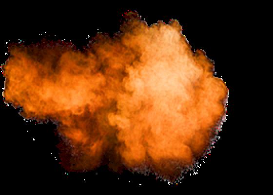 smoke-orange